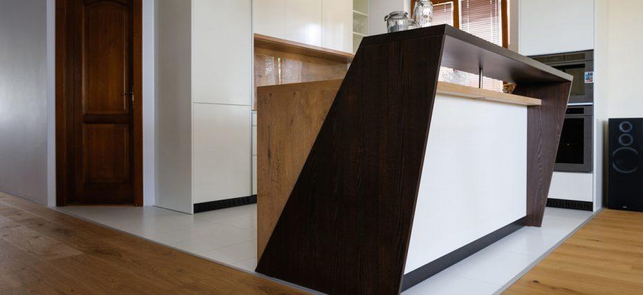 Stolarstvo Posvancz minimalizmus v kuchyni