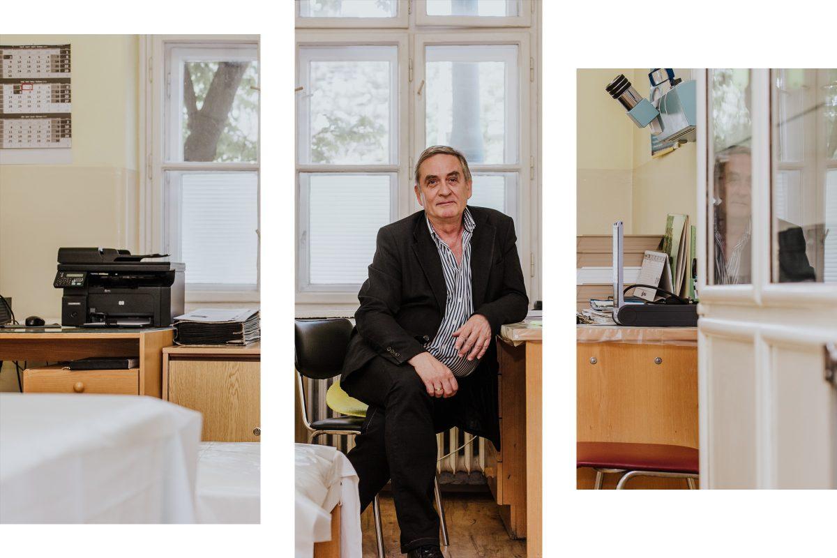6701e2070b Športový lekár Pavel Malovič  Pohyb z vás urobí usmievavého človeka ...
