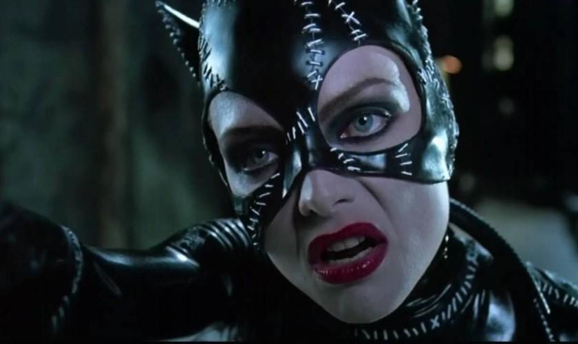 Catwoman, plagát z filmu Batman sa vracia