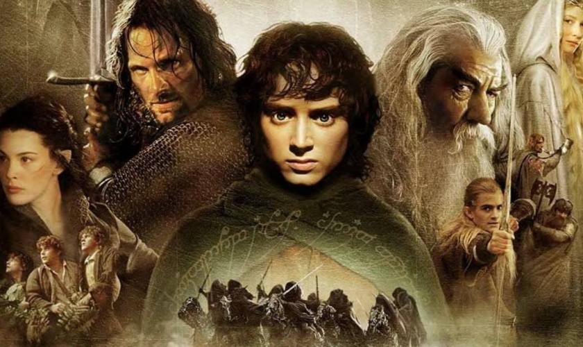 plagát filmu Pán prsteňov