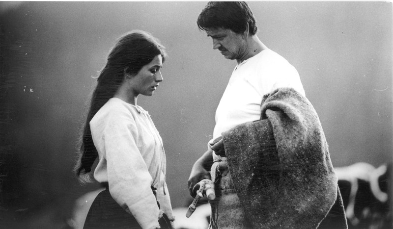 záber z filmu Drak sa vracia