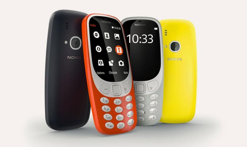 mobily Nokia 3310