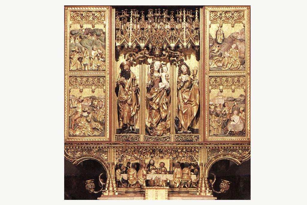Oltár Majstra Pavla zLevoče
