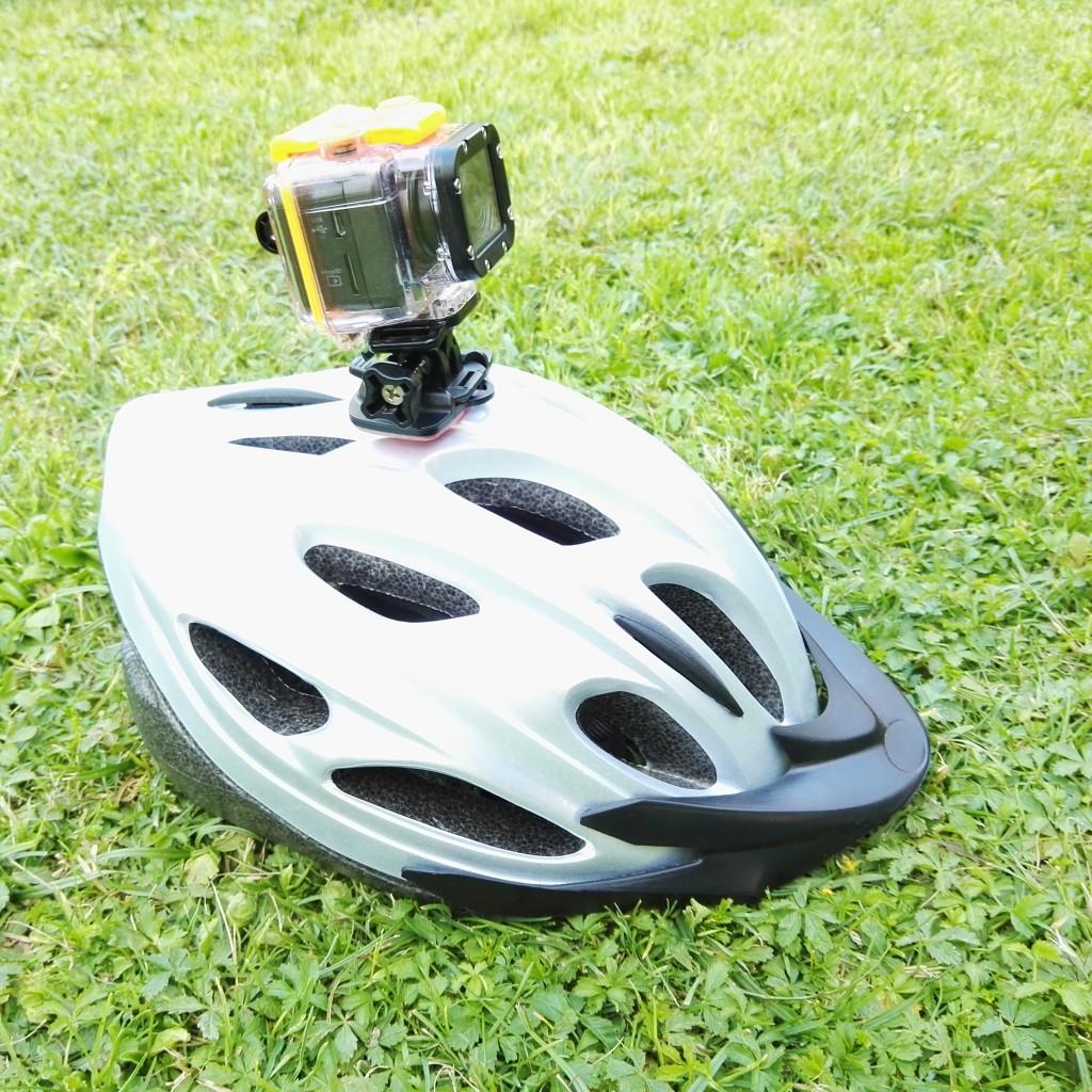 kamera na prilbe