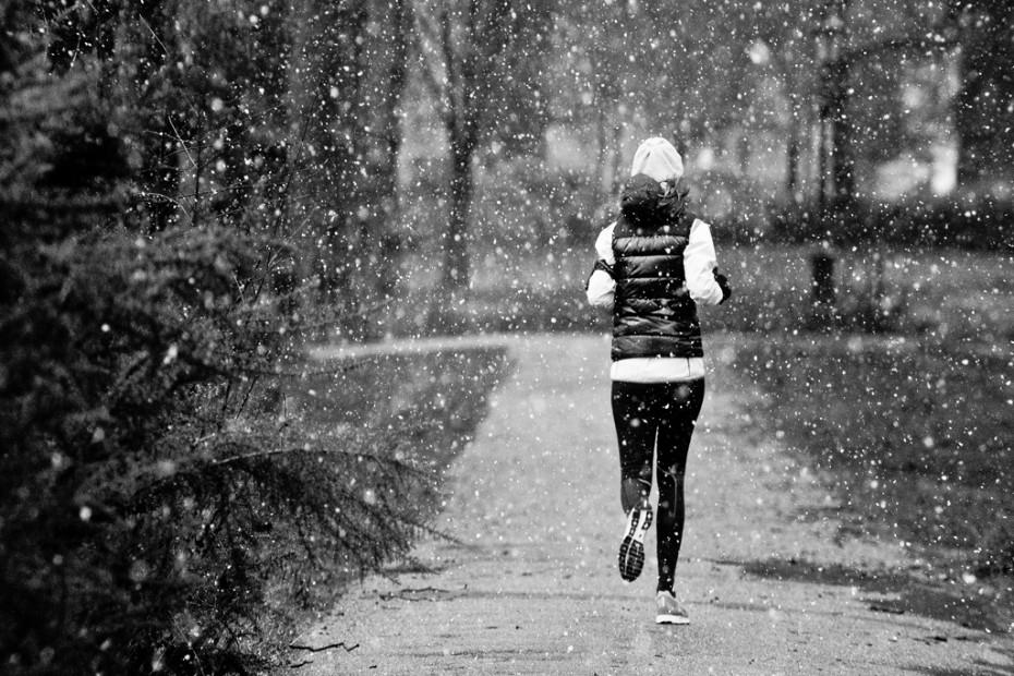 Behanie v zime