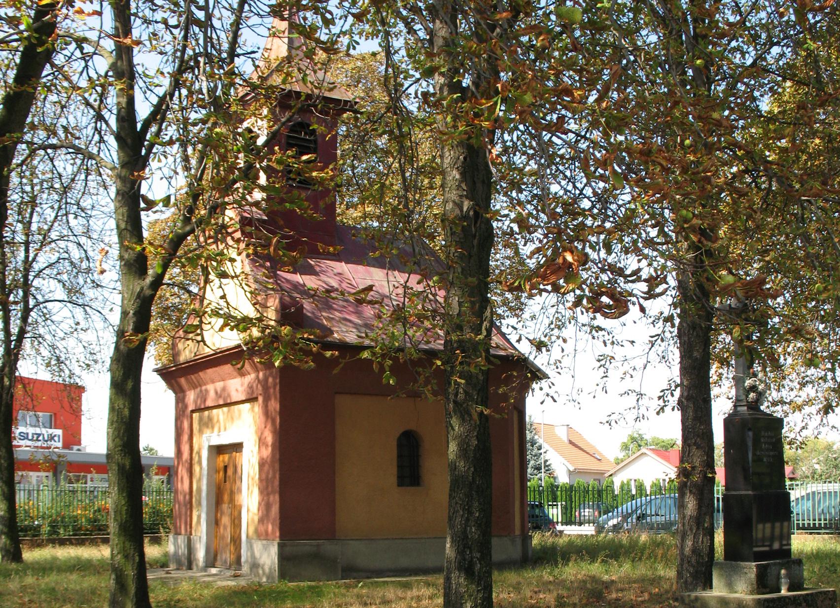 Kaplnka sv. Jozefa