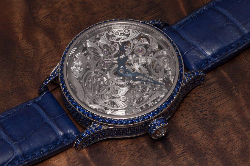 Model: Aristocratico Azzurro