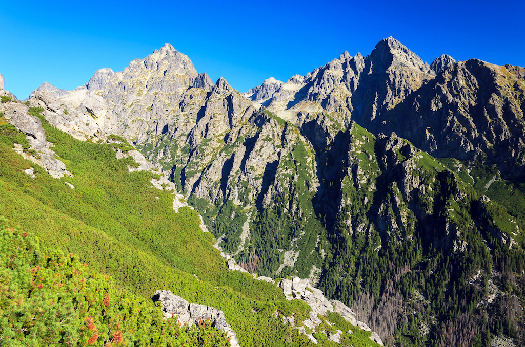 slavkovsky vrch