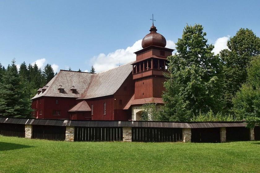 Artikulárny kostol pri Svätom Kríži