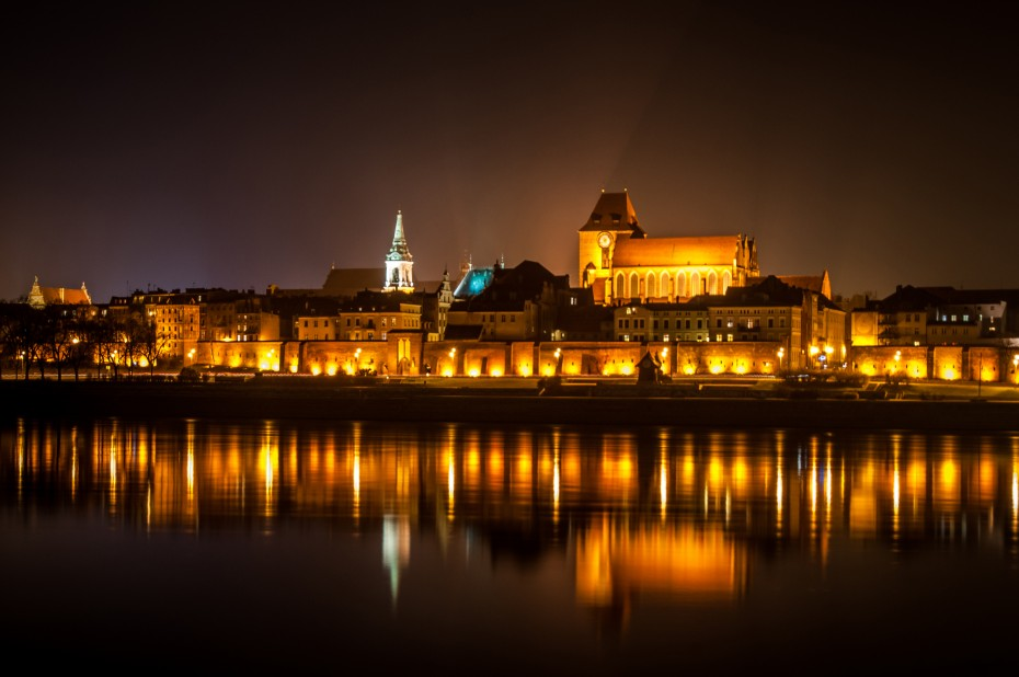 nočné mesto