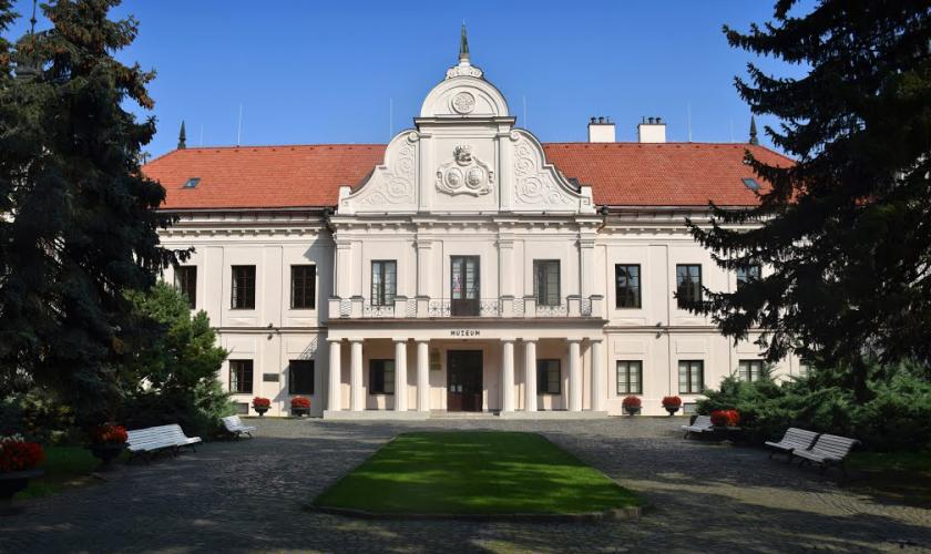 Trebišovské múzeum